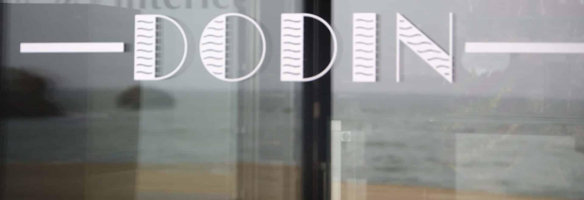 Salon de the a Biarritz avec vue sur la mer
