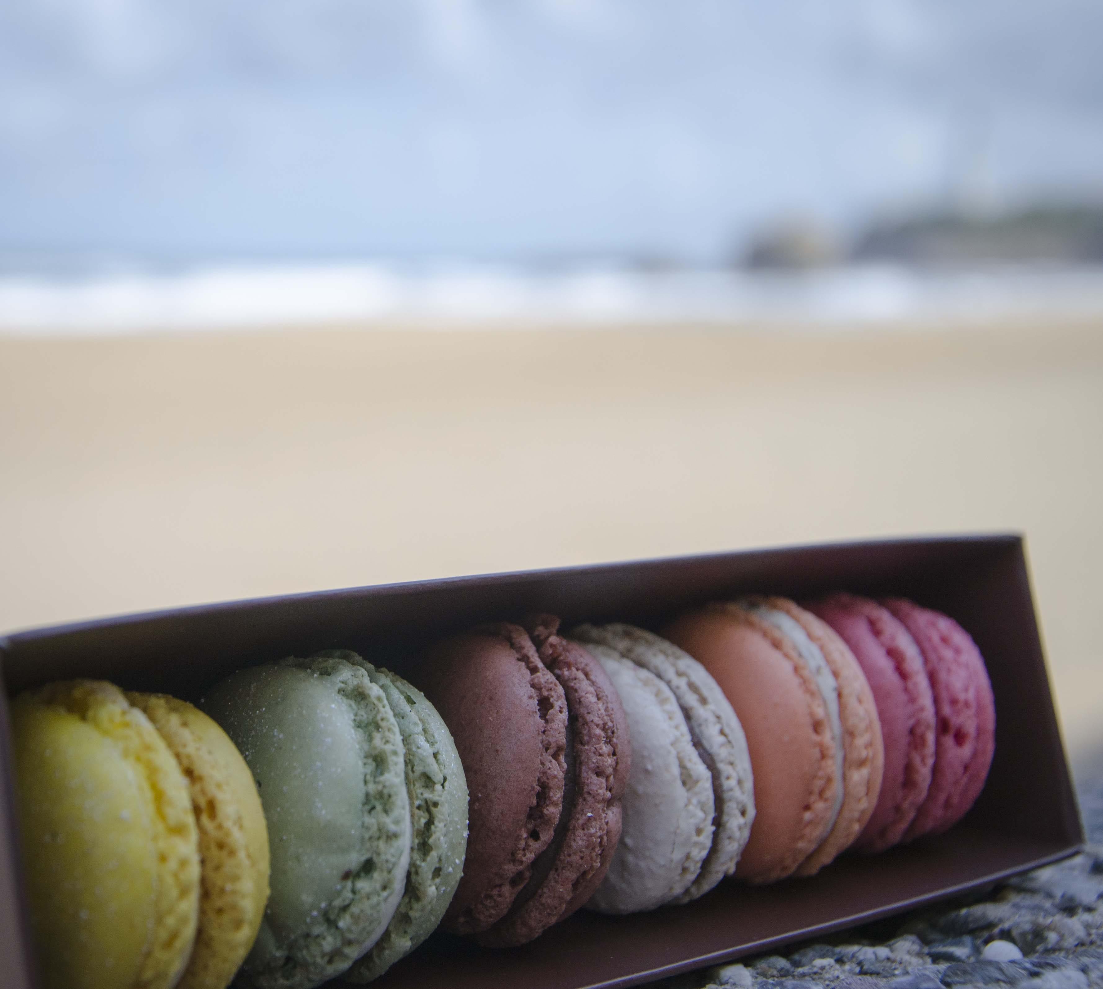 Macarons maison Biarritz