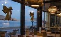 Salon de the a la Grande Plage Biarritz
