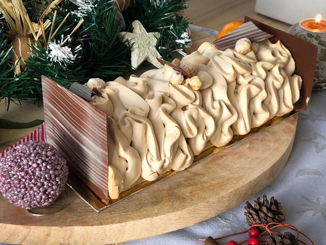 Où acheter votre bûche de Noël à Biarritz ?